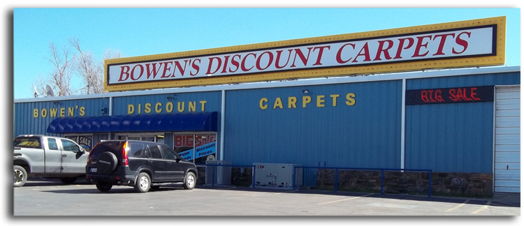 About Bowen Discount Carpets